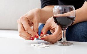 Пимафуцин и алкоголь несовместимы