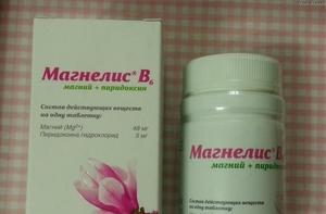 Описание препарата магнелис