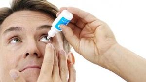 Глазные капли против усталости и сухости