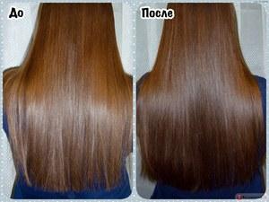 Показания к использованию ботокса на волосах