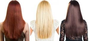 Уход за волосами после применения ботокса