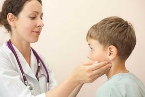 Размер лимфоузлов у детей в норме и с отклонениями
