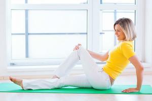 Упражнения для тазобедренных суствово