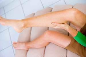 Как быть, если свело ногу судорогой