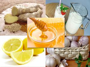 Рецепты для поднятия иммунитета
