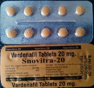 Новые таблетки для потенции